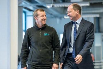 PR in Edinburgh help utility service with latest project