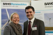 Holyrood PR agency in Edinburgh secure 40 photoshoots in a year for energy renewable company helping them take over the headlines