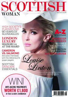 04 SEP Scottish Woman Magazine FRONT COVER