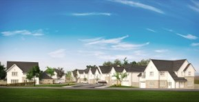 PR Agency highlights luxury living in Ratho