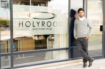 Holyrood PR in Edinburgh internship
