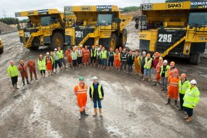 Banks Mining works with an award-winning PR agency in Scotland