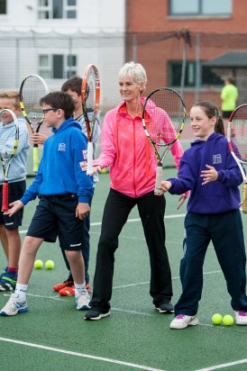 A Judy Murray backed initiative which aims to eradicate tennis' elitist status by providing coaching to children has been giving a helping hand thanks to a £1000 donation from CALA homes. Perth based Scottish Tennis Holidays offer coaching, equipment and scholarships to youngsters and also aims to help those who may not otherwise get a chance to discover the game. For more than 19 years the club has been providing tennis coaching, weeklong tennis and multisport courses in and around Perth – located at Kinnoull Tennis Club, Perth, one of the leading clubs in the North County.