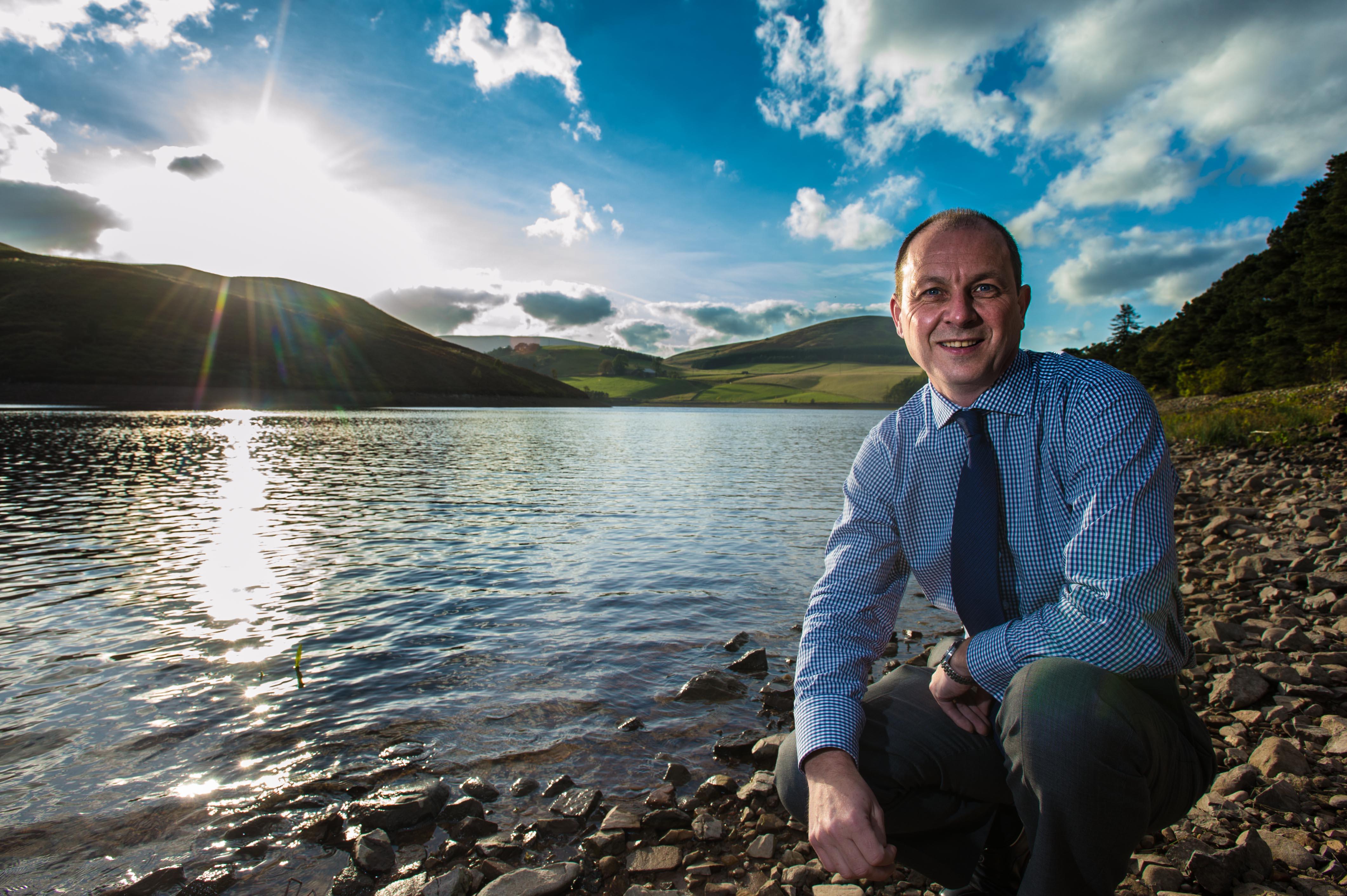 PR Agency in Edinburgh provides PR Photography for Thames Water