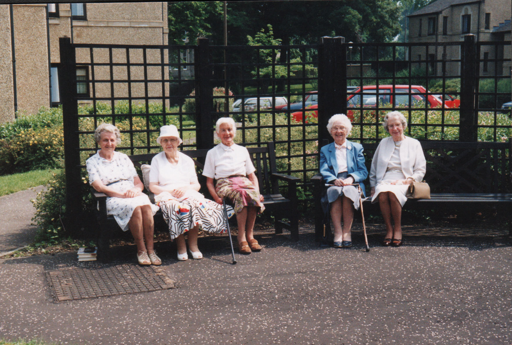 grendon court tenants 1985 - 2