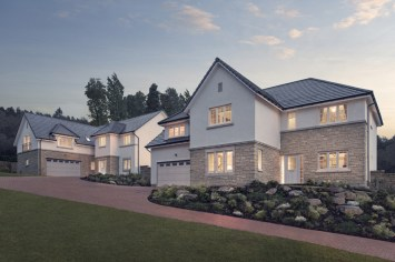 St Mary's development by PR photography