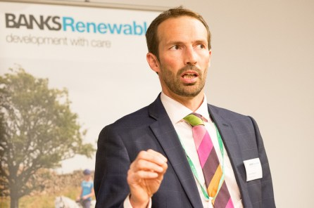 Connect2Renewables. Onshore wind farm event in Scottish Parliament. - HolyroodPR