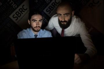 Edinburgh PR Agency with SBRC