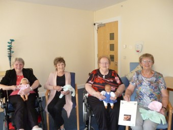 The Tenants behind knitting for Premature Babies
