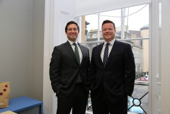 High-Achieving Scottish Law Firm are celebrating an impressive double nomination at this year's Scottish Business Awards