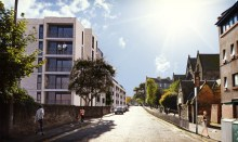 Luxury house builder new development Brunswick Road