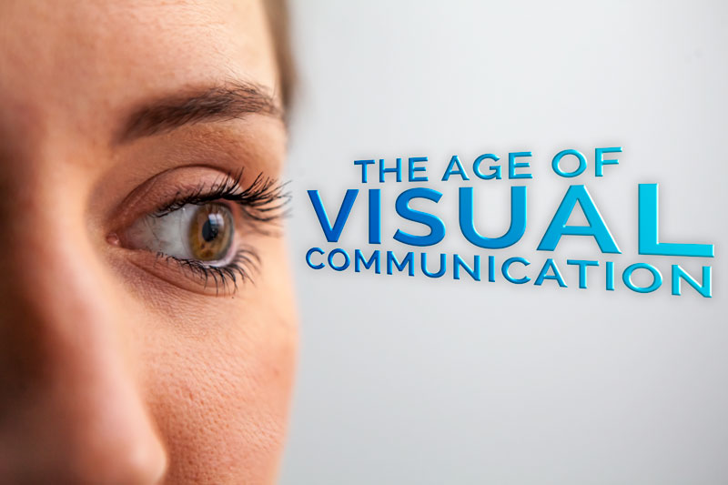 The age of Visual Communication