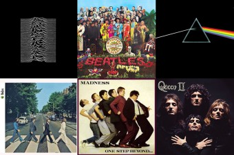 Album Covers
