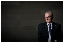 PR photo of Jerry Stewart from Eagle Couriers, Holyrood PR in Edinburgh, Scotland