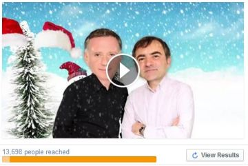 Facebook Video Game with details on promoted or boost post from Facebook