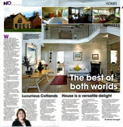 Scottish Property PR coverage success