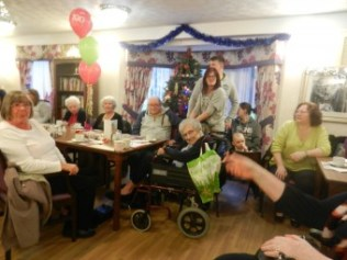 Ann Docherty 100 Birthday
