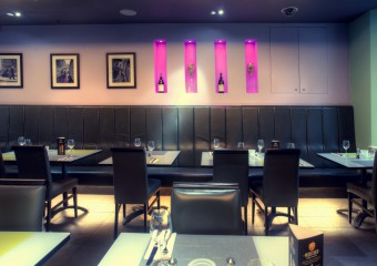 Rigatonis restaurant in Edinburgh works with food and drink PR experts