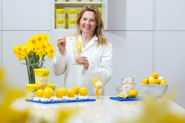 Food and Drink PR launching sicillian Lemon Flavour