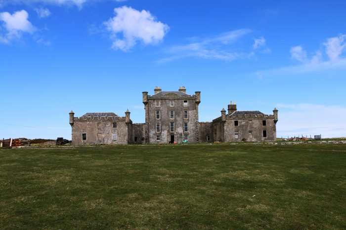 Breachacha Castle, Island of Coll
