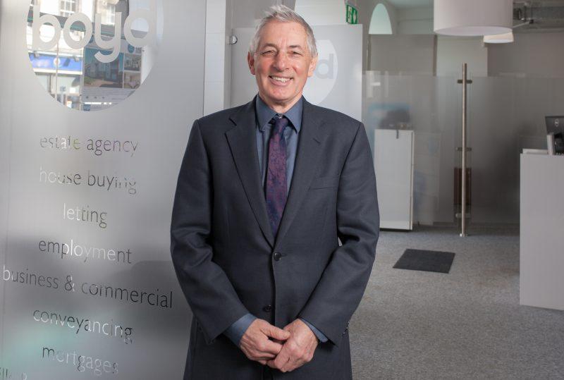 Peter Boyd from Edinburgh Legal PR