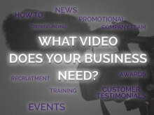A guide to 10 types of PR video to help busiensses