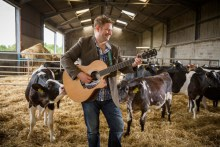 Colin Clyne for Mackies Food and Drink PR Photography by Edinburgh PR experts
