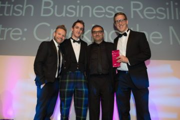 PR award success for the Holyrod PR team