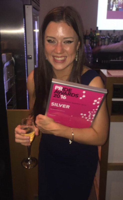 Award winning public relations agency Holyrood PR celebrated success at the 2016 CIPR Scotland PR awards