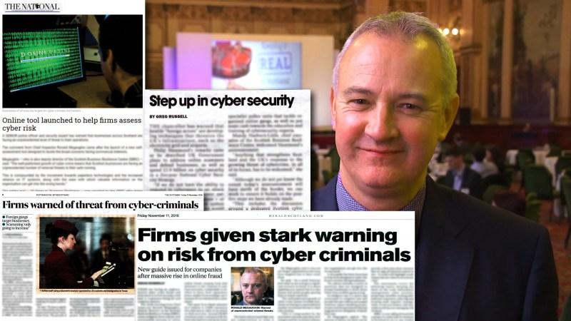 SBRC cyber crime initiative media coverage