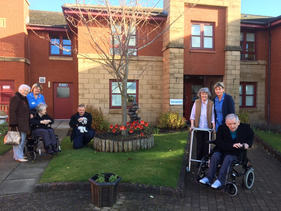 Bupa Claremont Home Remembrace Day