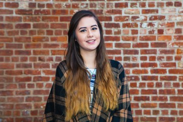 Scottish PR agency member Melissa Craib.