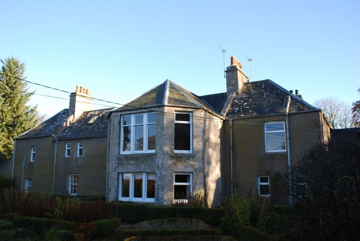 Auchlunies House shared by a Scottish PR Agency