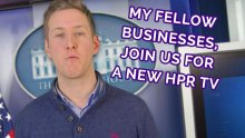 Chris from Holyrood PR presents this weeks PR Video