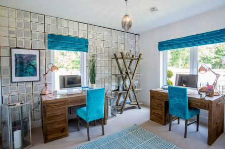 CALA Homes Kinleith Mills Study as shown by PR Photgraphy