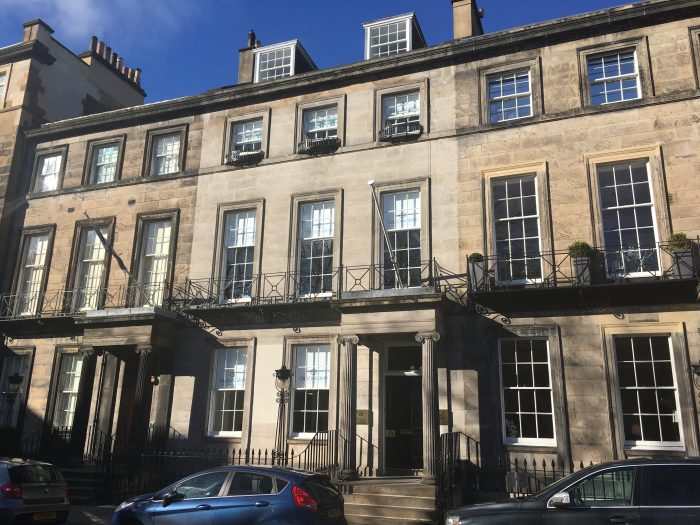 Legal PR has helped Gilson Gray expand into these new offices at 25 Rutland Square in Edinburgh.