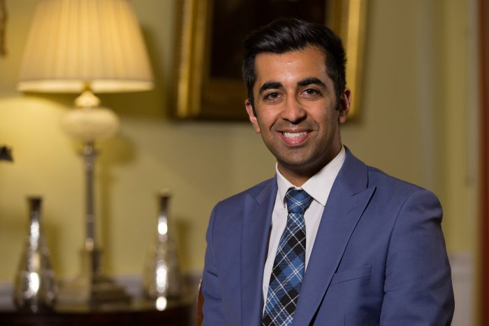 Humza Yousaf opening the Brexit Transport Conference- Scottish PR agency Press Release