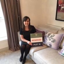 Sales Consultant Laura from Edinburgh PR