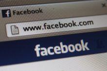 Facebook landing page by Scottish PR Agency