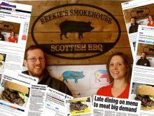 Reekie's Food and Drink PR Coverage