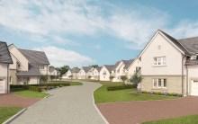 An Image of New Homes At Broomieknowe Golf Club