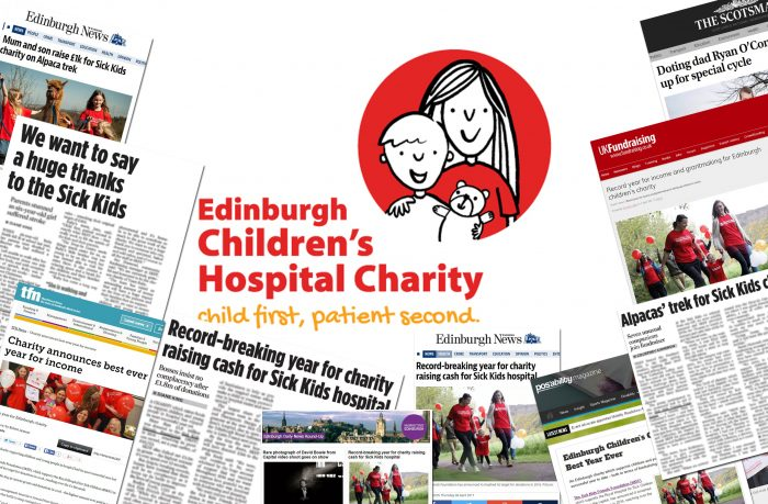 Excellent Coverage For Edinburgh PR client