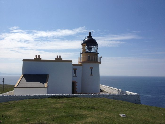 Stoer Lighthouse Image for Edinburgh PR