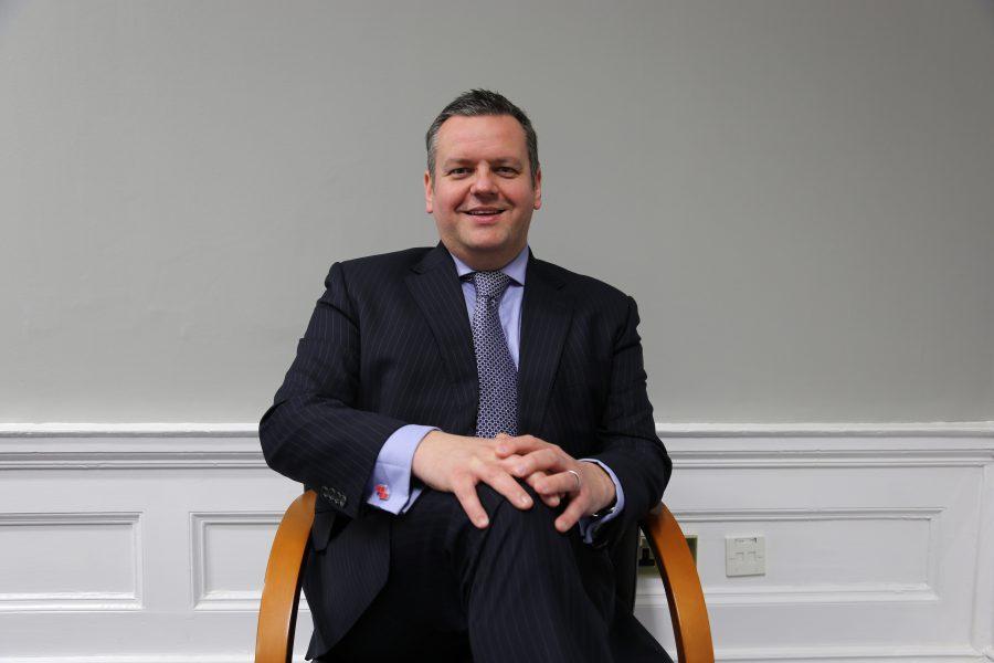 Graham Millar by Scottish PR Agency
