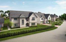 Property PR imagge of CALA Homes The Oaks development in Linlithgow- Edinburgh PR story