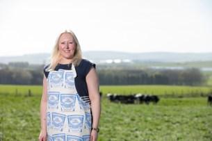 Yvette explores Mackie's farm