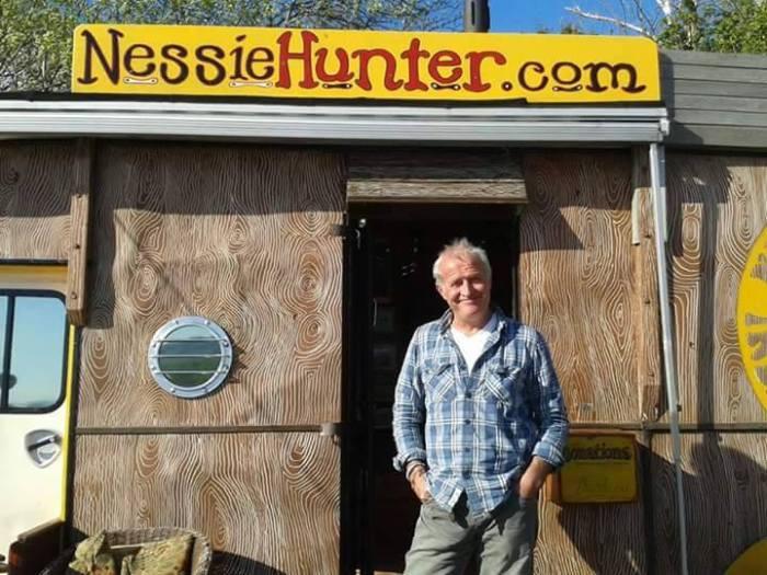 Nessie Hunter, Steve Feltham