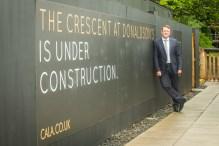 Construction PR photography for CALA Homes