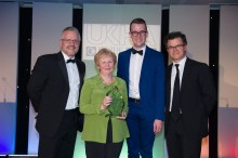 Blackwood Award Image for Scottish PR Agency, Holyrood Pr, to share