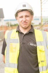 Stephen Brown one of CALA's Prince's Trust Apprentices